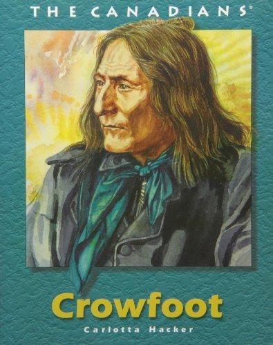 Crowfoot by Carlotta Hacker (February 28,1999)