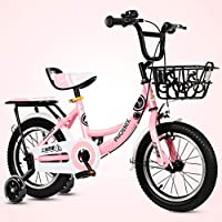 623994855cf Zhijie Kids Bikes,2-8 Year Old Children's Bicycle, Boys Girls Pedal Tricycle