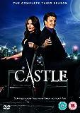 Castle - Season 3 by Nathan Fillion(2012-08-06)