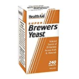 HealthAid Brewers Yeast - 240 δισκία