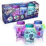 So Glow DIY SGD003/ 3210 Magic Jar Mini 3 Pack, Assorted