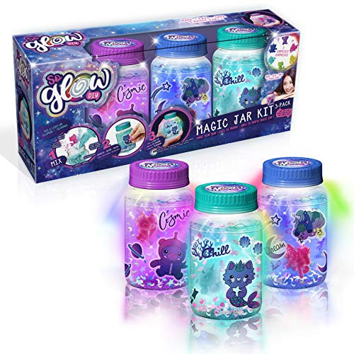 Canal Toys Amazon ES1 Magic JAR 3 Pack -