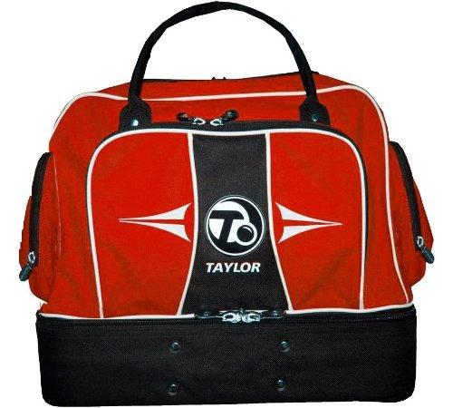 Taylor Bowls Sporttasche, midi rot - rot