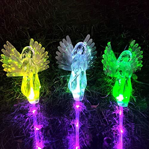 PowerBH Outdoor Wasserdichte Garten Landschaft Licht LED Hausgarten Dekoration Licht Rasen Weg Party Dekoration -