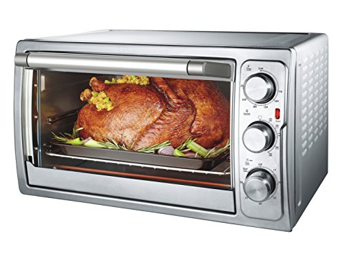 American Micronic AMI OTG 42LDx 2000-Watt Oven Toaster Griller with...