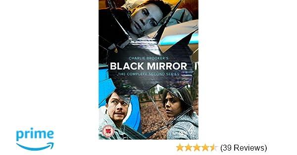 White Christmas Black Mirror Review.Charlie Brooker S Black Mirror Series 2 Dvd Amazon Co