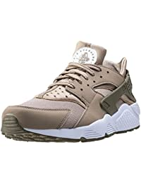 Zapatillas Nike – Huarache Run (GS) caqui/verde/blanco