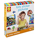 Best ALEX Toys Toddlers Toys - Alex Toys Jr. Tots Sticker Pictures Art Supplies Review