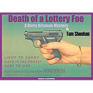 Death of a Lottery Foe (The Harry Krisman Mysteries Book 2)