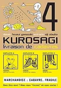 Kurosagi : Livraison de cadavres Edition simple Tome 4