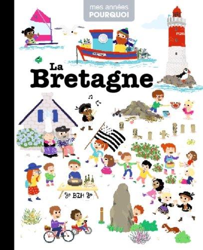 La Bretagne par Erell Gueguen