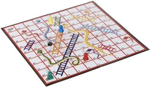 funskool snakes and ladders, multi color Funskool Snakes And Ladders, Multi Color 514bNTwW7HL