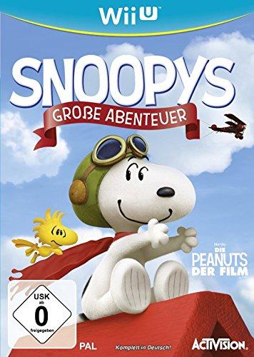 Snoopys Große Abenteuer – [Wii U]