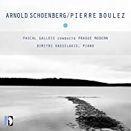 Pascal Gallois Conducts Prague Modern