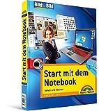Start mit dem Notebook - farbig visuell lernen: Sehen und Können (Bild für Bild)