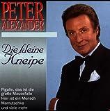 Songtexte von Peter Alexander - Die kleine Kneipe