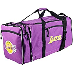 Northwest NBA LOS ANGELES LAKERS Steal Teambag Duffel