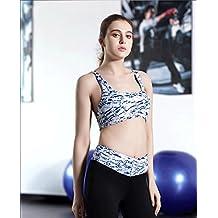 Bra / Ropa interior Deportiva / Fitness / Yoga / No Trace No Anillo De Acero