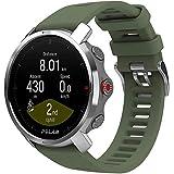 Polar GRIT X - Outdoor multisport watch con GPS con Brújula, Altímetro y Durabilidad de Nivel Militar para Practicar trail ru