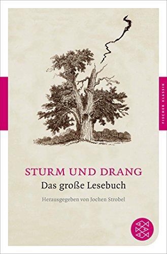 Sturm und Drang: Das große Lesebuch