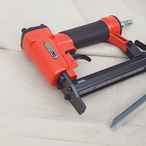 Tacwise A14014V Agrafeuse pneumatique pour Agrafes de Type 140 ( 4-14 mm )