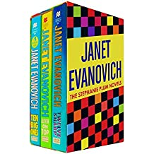 Plum Boxed Set 4 (10, 11, 12): Contains Ten Big Ones, Eleven on Top, and Twelve Sharp Contains Ten Big Ones, Eleven on T (Stephanie Plum Novels)