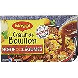 Maggi Coeur de Bouillon Bœuf & Légumes (6 Capsules) - 132g -