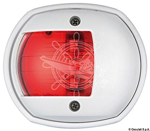 Polyform 11.408.11 Compact 12 Navigationslichter, Rot, Größe 112.5