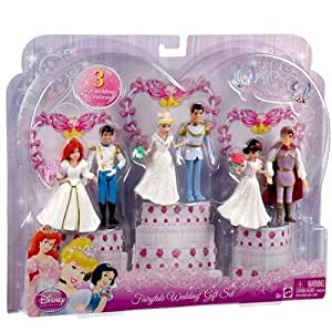 Mattel - Les mini princesses se marient