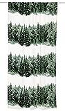 Vallila Outa, Wald, Natur Muster, Vorhang 140x250 cm, Grün, Baumwoll-Mischgewebe, 250 x 140 cm