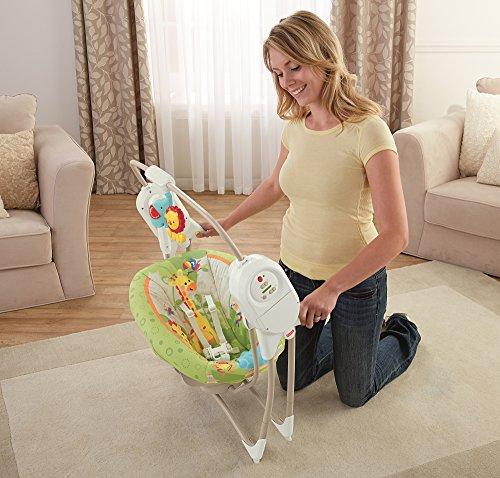 Fisher Price BFH05 hamaca para bebés electrica - 7