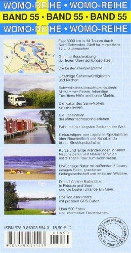 Mit dem Wohnmobil nach Nord-Schweden (Womo-Reihe): Alle Infos bei Amazon