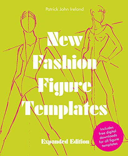 Kostüm Patrick Adult - New Fashion Figure Templates - Expanded edition (English Edition)