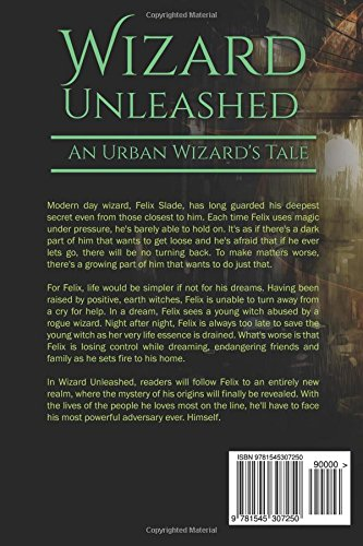 Image of Wizard Unleashed: An Urban Wizard's Tale: Volume 3 (Witchy World)
