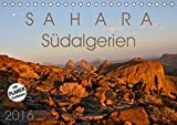 Sahara - Südalgerien (Tischkalender 2016 DIN A5 quer): Mensch, Natur und Kultur: Begegnungen in der Sahara (Geburtstagskalender, 14 Seiten ) (CALVENDO Natur)