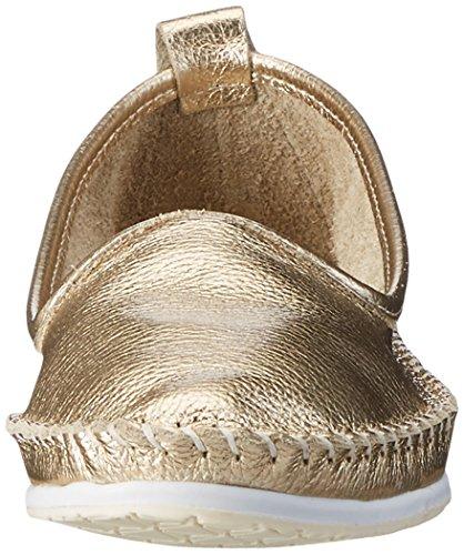 Andrea Conti 0022701, Mocassins Femme Or - Gold (gold 095)