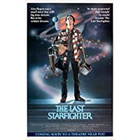 Last Starfighter Poster 02 Photo A4 10x8 Poster Print