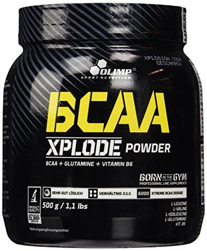 OLIMP BCAA Xplode Powder Cola, 1er Pack (1 x 500 g) gebraucht kaufen  Wird an jeden Ort in Deutschland