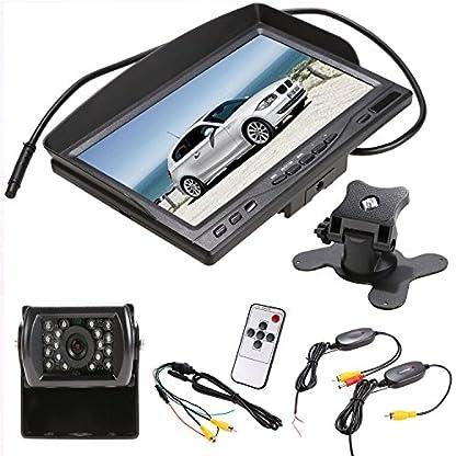 Digitale-bertragung-Auto-Rckfahrkamera-Drahtlos-7-Zoll-TFT-LCD-Rckfahrkamera-Kabellos-18-LEDs-IR-Nachtsicht-Rckfahrkamera-Wireless-fr-Anhnger-RV-Bus-LKW-Pferdeanhnger