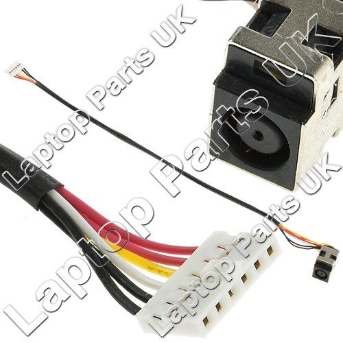 hp-compaq-cq61-cq71-dv6-1000-dv7-2000-g61-g71-dc-in-power-jack-avec-cable