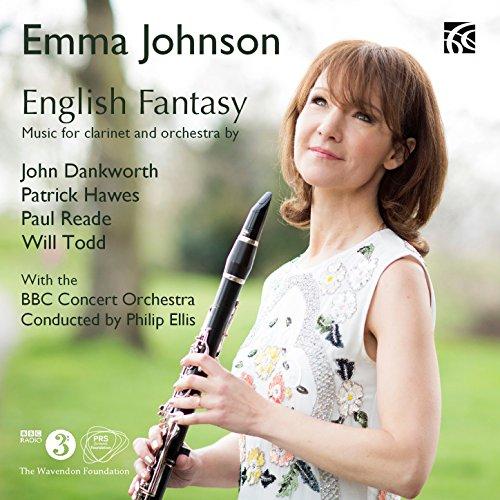 English Fantasy: Music for Cla...
