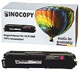 SinoCopy XXL Magenta Toner für Samsung CLP-680 M 3.500 Seiten S., kompatibel zu Samsung CLP-680 DW ND Series CLX-6260 FD FR FW ND - CLT-K506L C506L M506L Y506L
