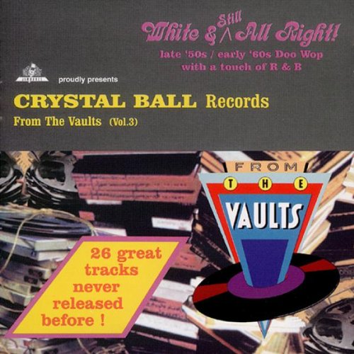 Crystal Ball Records: 45rpm Days, Vol. 3