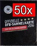 50x DFB Sammelkarte EM 2016 REWE Neu & OVP incl. WIZUALS STICKER
