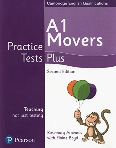 Practice Tests Plus A1 Movers Students' Book por Elaine Boyd