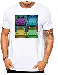 Next Weeks Washing Volkswagon VW Beetle Men's Fashion Quality Heavyweight T-Shirt.