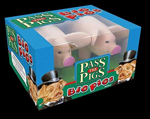Winning Moves GmbH 2619 - Schweinerei: Big Pigs