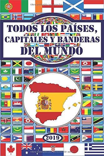 Todos los países, capitales y banderas del mundo par Familia Inteligente