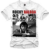 E1Syndicate T-Shirt Rocky Balboa Sylvester Stallone Rambo Italian Stallion S-XL