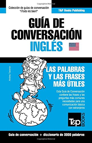 Guía Conversación Español-Inglés vocabulario temático
